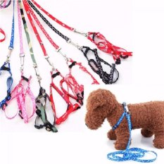 Unipet Harness harnes Leash Tali Rompi Anjing Kucing High Quality