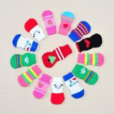 Unipet Kaos Kaki Anjing Kuing Dog Cat Sock Size S