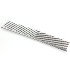 Unipet - Sisir Grooming Salon Anjing Kucing Stainless Steel Hot Pet Hair Trimmer Comb Dog Cat Clean