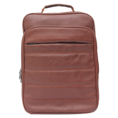 Harga Unique Tas Ransel Backpack Korean Elite Leather Coklat Unique Ori