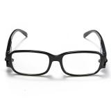 Toko Adapula Hitam Berbingkai Kacamata Baca Kacamata With Lampu Led 2 5 Terlengkap