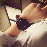 Beli Unisex Pria Wanita Quartz Analog Wrist Watch Watches Hitam Gratis Pengiriman Intl Murah Di Tiongkok