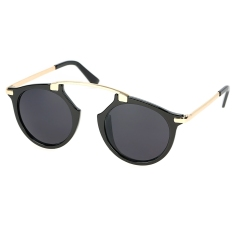 Spesifikasi Unisex Vintage Style Sunglasses Eyewear Kacamata Kasual Retro Sunglasses Lengkap