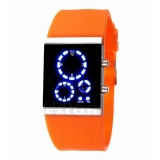 Jual Unisex Waterproof Sports Digital Led Wrist Watch Tiongkok Murah
