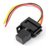 Universal 30A 12 V Dc Belakang Tetap Socket Relay 4 Pin Kit Pompa Mobil Light Horn Intl Asli