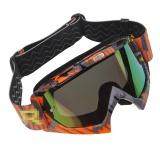Spesifikasi Lensa Universal Yg Dpt Mengatur Kaca Spion Sepeda Motor Motorcross Off Road Kacamata Baru