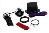 Universal Mobil Otomatis Tanpa Kunci Masuk Sistem Penerangan Led Mulai Push Tombol Starter Motor Starter Kit With Kotak Ritel Original