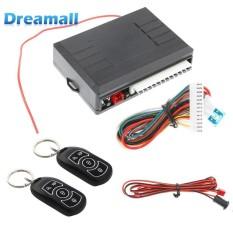 Universal Sistem Alarm Mobil Otomatis Jarak Jauh Central Pintu Mengunci W/Jarak Jauh Pengendali-Internasional