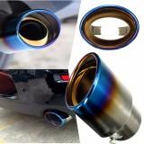 Harga Universal Mobil Otomatis Stainless Steel Knalpot Modifikasi 140 Mm Origin