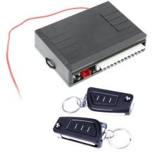 Universal Car Door Lock Keyless Entry Sistem Auto Remote Central Kontrol-Intl