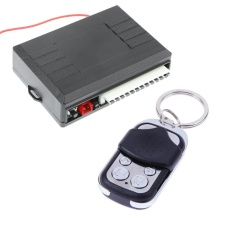 Universal Mobil Remote Control Central Pintu Kunci Mengunci Keyless Entry System-Intl