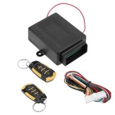 Universal Mobil Remote Control Kunci Pintu Tengah Penguncian Keyless Entry System