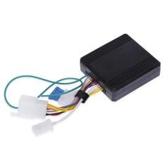 Universal Satu Arah Motor Anti-Theft Alarm Sistem Keamanan 12 V Double Flash-Intl