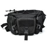 Beli Universal Tas Pinggang Travel Adventure Waist Bag Black Cicil