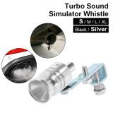 Harga Universal Turbo Suara Knalpot Peluit Fake Blow Off Bovl Simulator Silver S Ma414 Termahal