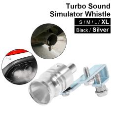 Toko Pesawat Turbo Knalpot Universal Suara Peluit Palsu Menerbangkan Bovl Simulator Silver Xl Ma417 Xcsource Online