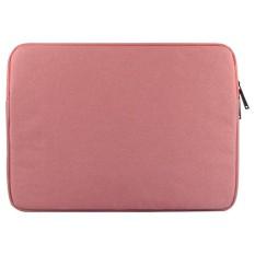 Universal Dpt Dpt Dipakai Kain Oxford Lembut Bisnis Paket Dalam Tablet Laptop, untuk 15.6 Inch dan Di Bawah Macbook, Samsung, Lenovo, Sony, DELL Alienware, CHUWI, ASUS, HP (Pink)-Intl