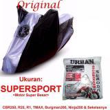 Kualitas Urban Cover Motor Sarung Motor Selimut Motor Super Sport Extra Jumbo Urban