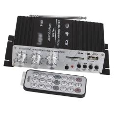 Review Usb Mini Amplifier Fm And Mobil Penguat Tenaga Hitam Tiongkok