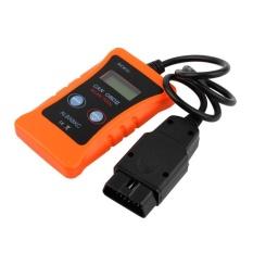 USTORE Beau AC610 OBD2 DAPAT BUS Diagnostik Scanner Pembaca Kode ForVolkswagen Orange-Intl