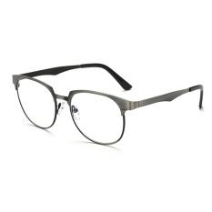 Toko Ustore Pria Wanita Unisex Anti Biru Sinar Kacamata Bingkai Logam Kacamata Membaca Komputer Hitam Intl Murah Di Tiongkok
