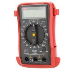 UT30A Palm-Size Digital Multimeter AC/DC Ammeter Voltmeter Ohmmeterw/HFE Test UNI-T-Intl