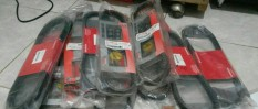 V-belt mio J + roller + gemuk CVT ORIGINAL kode 54P-WE76J-00