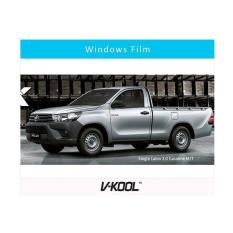 V-KOOL Kaca Film Belakang for Toyota Hilux Single Cabin [VK70 20%]