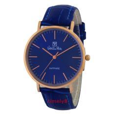 Valentino Rudy VR119-2582 BLUE GLD  - Jam Tangan Wanita