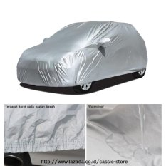 Harga Hemat Vanguard Body Cover Penutup Mobil Nissan March Sarung Mobil Nissan March