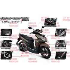 Vario 125 Esp 150 Esp Honda Ori Paket Aksesoris Komplit Chrome Asli