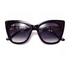 Vasckashop Sunglasses Kitty Kacamata Wanita Hitam Promo Beli 1 Gratis 1
