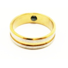 VeE Cincin Terapi Kesehatan Magnet Gold.