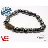 Beli Vee Gelang Magnet Terapi Kesehatan Pria Wanita Magnetic Therapy Bracelet Kapsul Cutting Gm13 Vee Accessories Asli