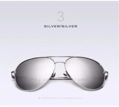 VEITHDIA 3360 2017 Kedatangan Baru Antik Pilot Merek Desain Kacamata Pria  Wanita Pria Matahari Kacamata 86cece51bc