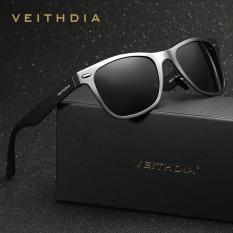 Toko Veithdia Aluminium Laki Laki Matahari Kacamata Terpolarisasi Cermin Mengemudi Memancing Kolam Kacamata Aksesoris Kacamata Hitam For Pria 2140 Hitam Veithdia Di Tiongkok