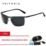 Beli Veithdia Merek Aluminium Magnesium Pria Sunglasses Polarized Lensa Cermin Outdoor Eyewear Pantai Olahraga Anti Uv Matahari Musim Panas Kacamata 6381 Grey Beli 1 Mendapatkan 1 Freebie Intl Secara Angsuran