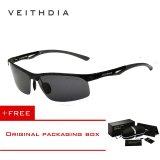 Beli Veithdia Brand Kacamata Hitam Aluminium Magnesium Polarized Sun Kacamata Berkendara Olahraga Untuk Pria 6591 Hitam Beli 1 Gratis 1 Murah Tiongkok