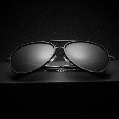 Jual Veithdia Merek Fashion Kacamata Terpolarisasi Cahaya Matahari Warna Lapisan Cermin Mengemudi Kacamata Hitam For Pria Wanita 2725 Hitam Branded