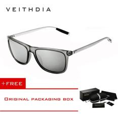 Harga Veithdia Merek Unisex Retro Aluminium Tr90 Kacamata Terpolarisasi Lensa Vintage Eyewear Aksesoris Sun Glasses Untuk Pria Wanita 6108 Grey Beli 1 Mendapatkan 1 Freebie Intl Yang Murah Dan Bagus