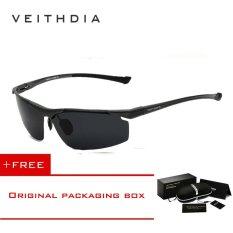 Jual Beli Veithdia Magnesium Aluminium Olahraga Kacamata Hitam Pria Terpolarisasi Biru Lapisan Cermin Mengemudi Kacamata Matahari Kacamata Aksesoris Untuk Pria 6587 Abu Bara Membeli 1 Mendapatkan 1 Hadiah