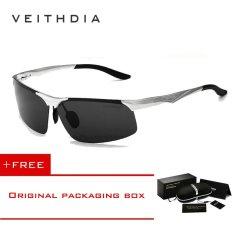 Harga Termurah Veithdia Magnesium Aluminium Terpolarisasi Kacamata Hitam Olahraga Malam Laki Laki Kacamata Matahari Dari Kaca Spion Mobil Aksesoris Kacamata 6502 Membeli 1 Mendapatkan 1 Hadiah