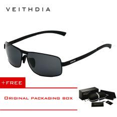 Diskon Veithdia Mens Kacamata Terpolarisasi Lensa Driver Kacamata Mengemudi Memancing Kaca Mata Kacamata Aksesoris Untuk Pria 2490 Hitam Beli 1 Gratis 1 Freebie Akhir Tahun