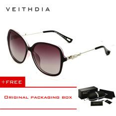 Jual Veithdia Merek Retro Tr90 Matahari Wanita Kacamata Terpolarisasi Desainer Aksesoris Kacamata Untuk Wanita China 7026 Ungu Membeli 1 Mendapatkan 1 Hadiah Antik