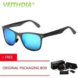 Iklan Veithdia Pria Merek Aluminium Kaca Terpolarisasi Matahari Kacamata Kaca Mata Mengemudi Aksesoris Kacamata Wanita Kacamata Hitam Untuk Pria Biru Membeli 1 Mendapatkan 1 Hadiah