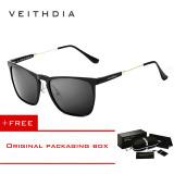Diskon Veithdia Pria Square Retro Aluminium Kacamata Hitam Terpolarisasi Biru Vintage Eyewear Aksesoris Lensa Kacamata For Pria Wanita Matahari 6368 Membeli 1 Mendapatkan 1 Hadiah Akhir Tahun