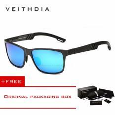 Harga Veithdia Kacamata Hitam Sport Dan Travel Elegant Mirrored Uv400 Polarized Sunglasses 6560 Yang Bagus