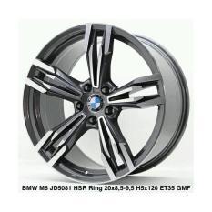 Velg Mobil BMW M6 JD5081 HSR Ring.20