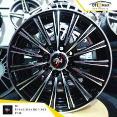 Velg Mobil Dm150 Rh Ring 14 New Brand Diskon 40