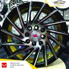 Jual Beli Velg Mobil Vossen Undercut Gold Ring 14 Baru Indonesia